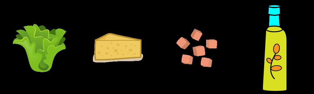 Fromadzo insalata