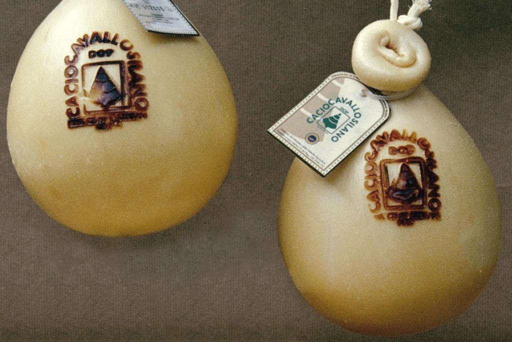Caciocavallo Silano